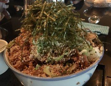元祖インスパイア蕎麦 平日限定の行列店 港や at 虎ノ門