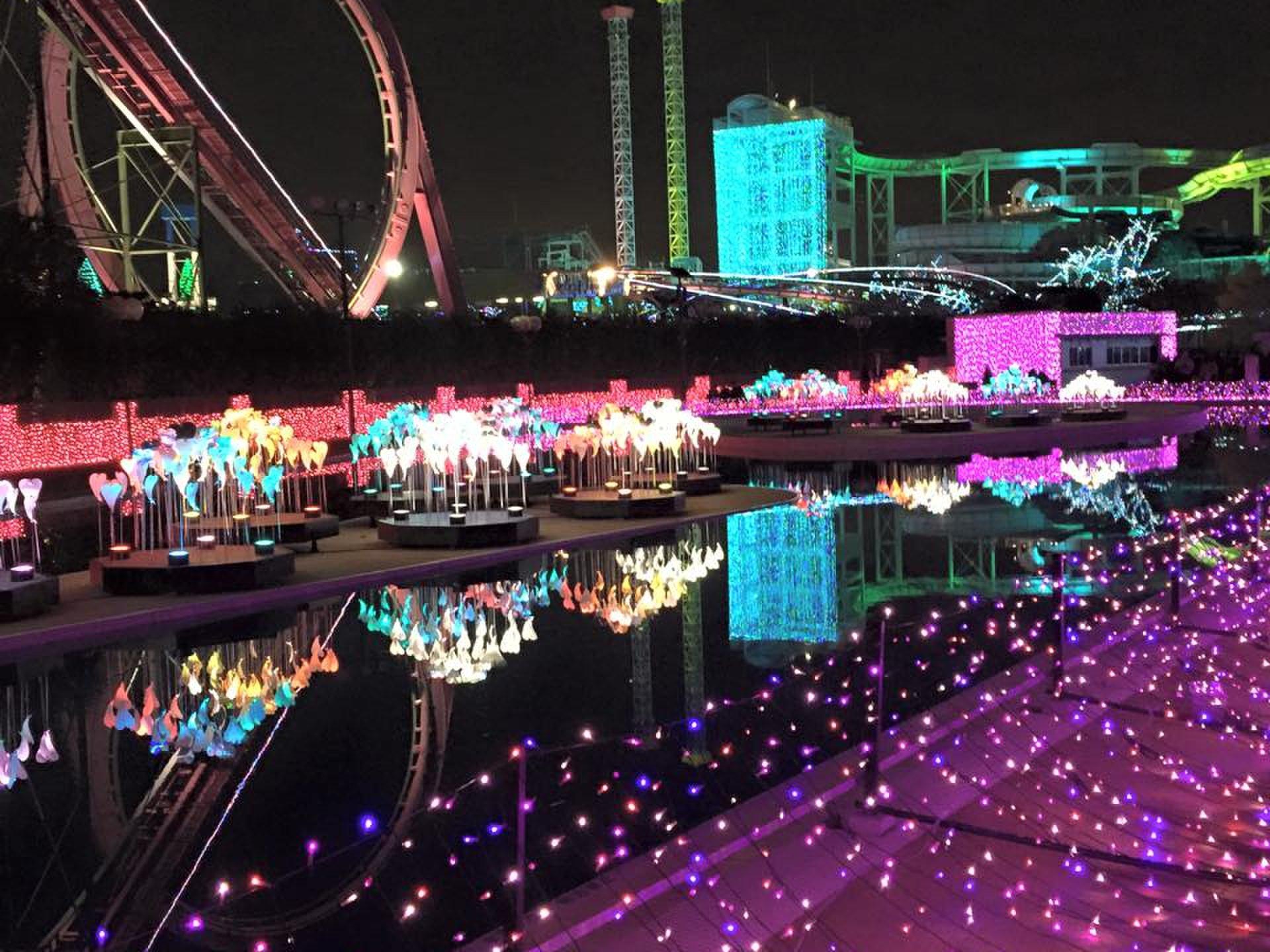 関東周辺&東京都内のクリスマスのデートに行きたい!イルミネーションスポット10選☆