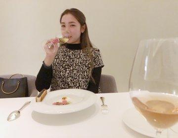 ティエリーマルクス♡銀座食べログ4以上夜景・おすすめディナー♡東京カレンダー掲載