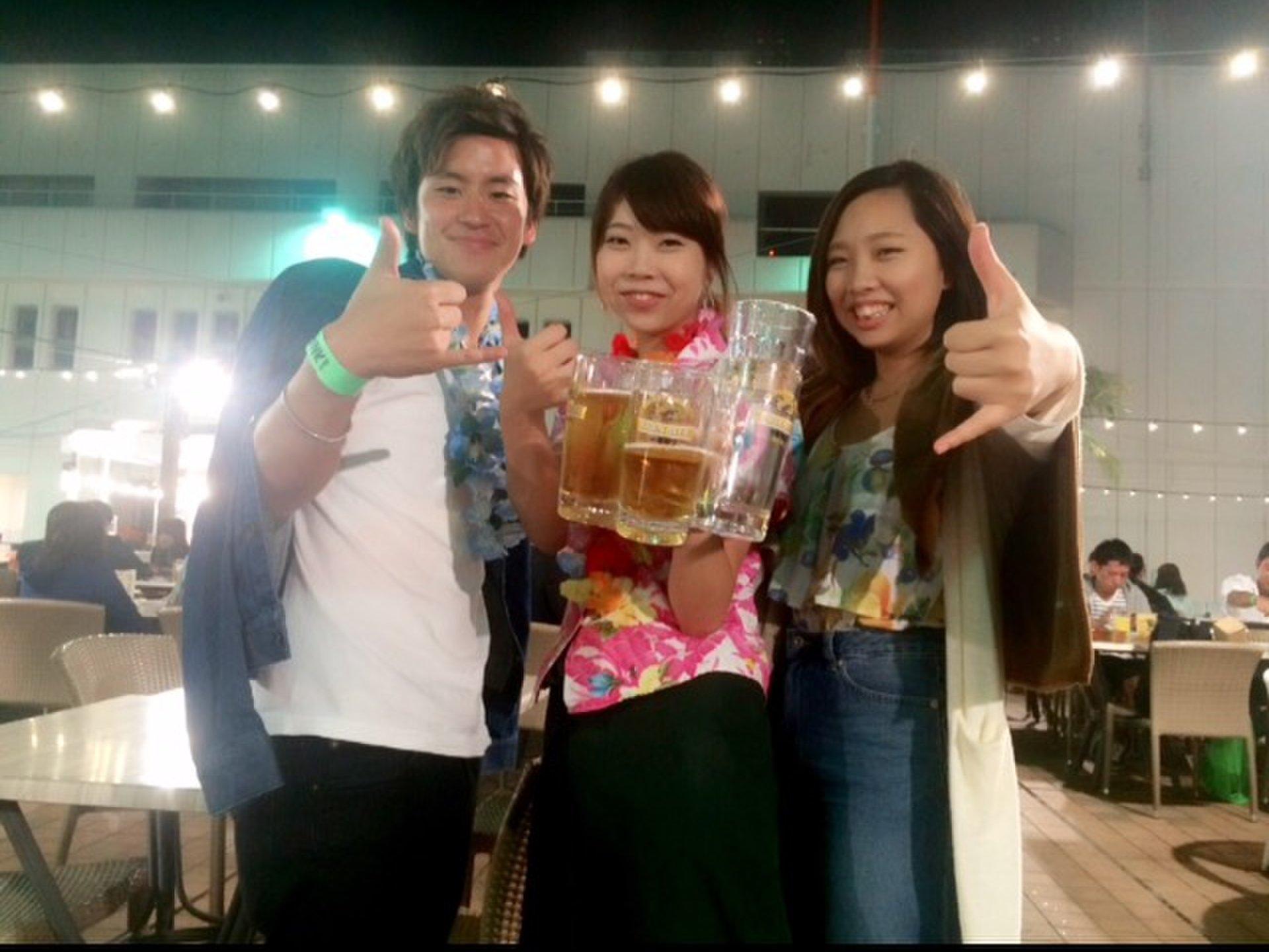 東京都内にあるビアガーデンで一足先に夏を満喫しちゃえ!!!!!暑い夏にはおいしいビールが必要でしょ?