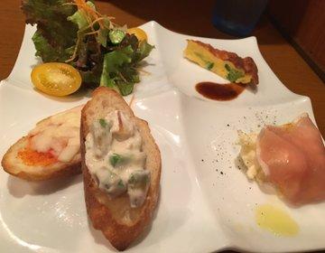 パスタや肉料理、魚介類を使ったイタリア料理の【ワイン食堂 Michelle】男性も女性も☆