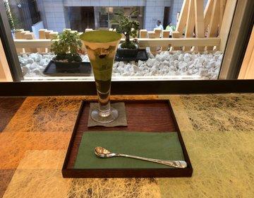 【札幌】宇治抹茶スイーツ&北海道産チーズラテがおいしい和カフェ「RIQ」