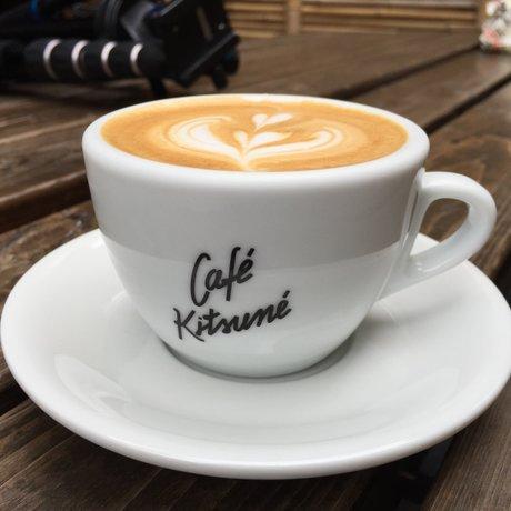 カフェ キツネ