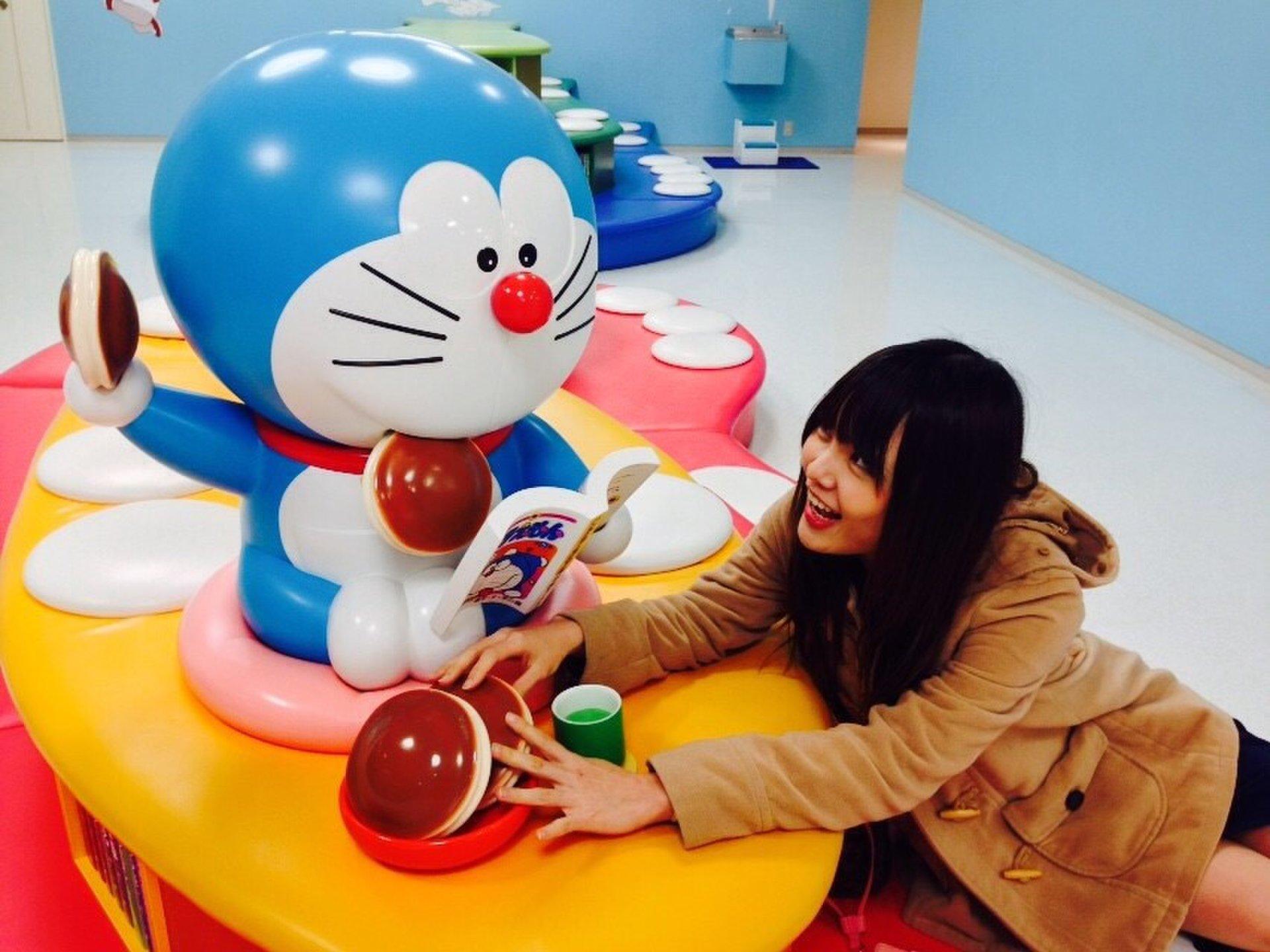 【みんな大好きドラえもんに会いに行こう!】日本国内でドラえもんに会えるスポット特集!