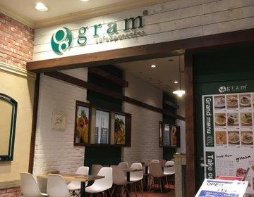 横浜ワールドポーターズでふわふわぷるぷるパンケーキ「gram」が上陸‼︎