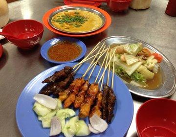【マレーシア在住が教える】食の洪水!屋台街ジャランアローでB級グルメを食べまくる!