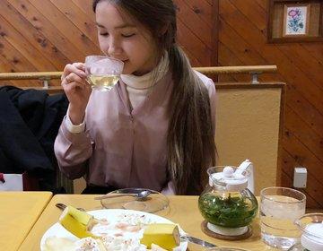 新宿駅近・混まない穴場カフェ♡喫茶店ローレルで女子会