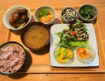 「健康ランチをお手頃価格で食べたい!」そんな時は堀江にあるコスパ抜群のヘルシーカフェへ行こう!