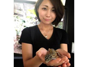 【伊豆・穴場】日本でここだけ!?爬虫類好きにはたまらない120%触れ合える!体感型動物園iZooへ♡