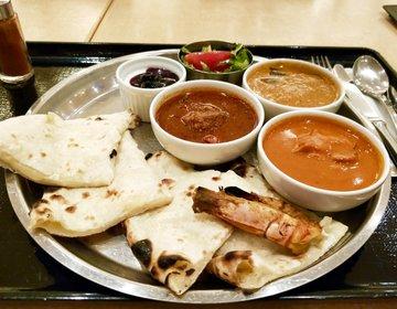 インドカレーも梅蘭の焼きそばも食べられる豪華レストラン!イーアスつくば。