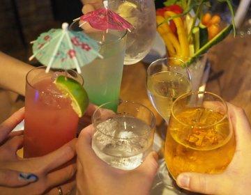 女子会におすすめ◎六本木の南国リゾート気分なレストランで贅沢三昧