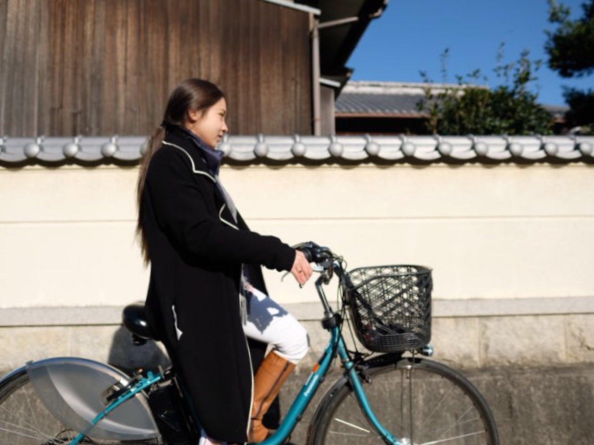 アクティブデートにおすすめ!東京都内のサイクリングスポット10選。手ぶらでOK◎