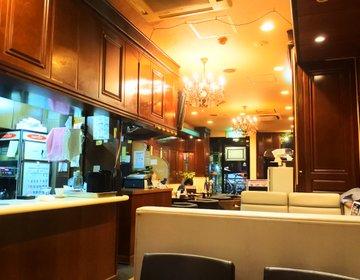 【ひとり・夜カフェ】夜更かしさんにオススメ!朝5時まで開いているミナミからアクセス抜群のカフェ♡
