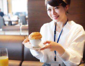 食べログ3.5超え♡インターコンチネンタルのランチブッフェはコスパ最高【品川・ランチ・ブッフェ】