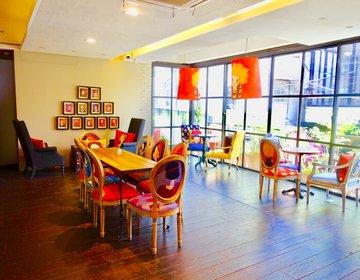 「初めての韓国旅行におすすめの1日大満喫観光プラン」明洞・カロスキルフォトジェニックなお店・韓国料理