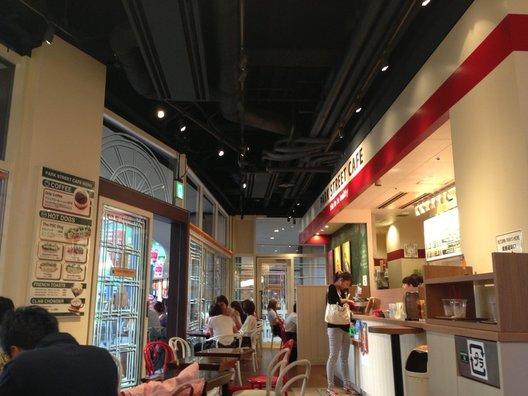 パークストリートカフェ 東京ドームシティーラクーア店