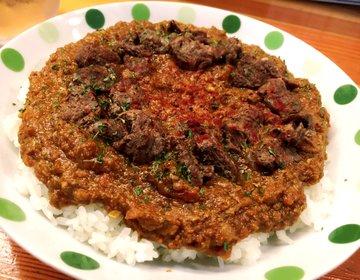 【地球上になかった味!】おいしいルゥで地球の肉を食べる店【火星カレー】が一度味わうと完全にヤミツキ!