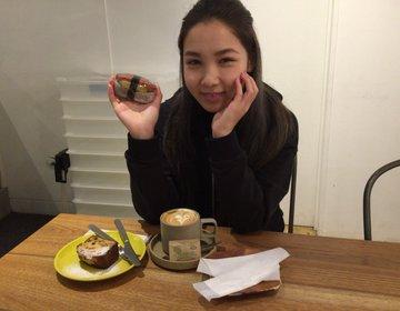 食べログ3.5以上『CAMERA』浅草エリアカフェ〜隠れ家&駅近雨の日安心!休日朝食ブランチここで♡