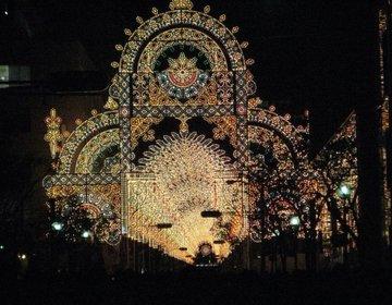 【カップルで行きたい!】もうすぐ冬がやってくる!今年の冬は神戸ルミナリエにいこう!