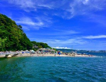 都内から日帰り夏旅行くなら横須賀へ 横須賀グルメを食べた後は猿島で要塞散策を楽しむ