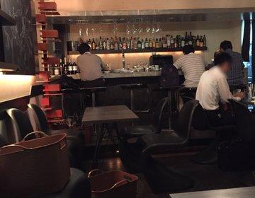 【都心のおすすめカフェ!】半蔵門駅五番出口徒歩30秒!ハーツで楽しむおしゃれカフェナイト!
