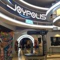 東京ジョイポリス (Tokyo Joypolis)