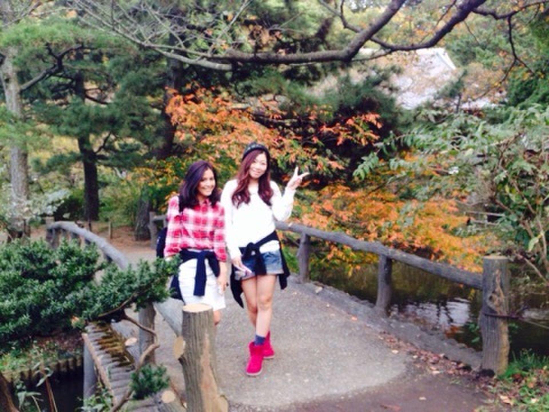 ドライブデートにおすすめ!横浜の三溪園で情緒味わう紅葉巡り♪