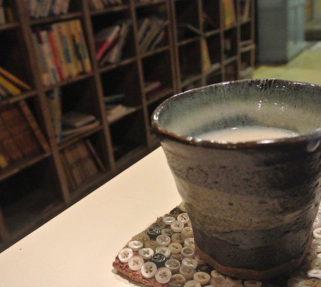 あくびカフェー