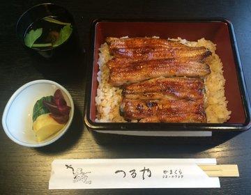 鎌倉のおすすめグルメ!ミシュランで一つ星を獲得したうなぎ店「つるや」で絶品ランチ