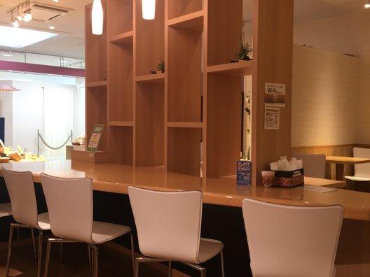 はくいちカフェ アトリオ店