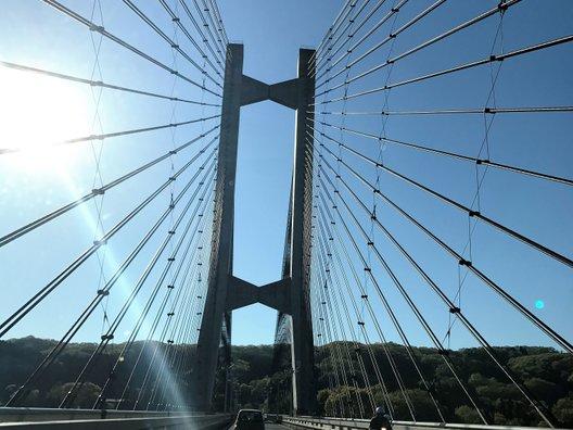 秩父公園橋(秩父ハープ橋)