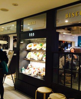 B.B.B ルミネエスト店