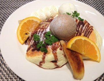 表参道のアイスケーキGLACIEL札幌店はパンケーキがおいしすぎて大人気♪札幌駅直結でアクセス◎