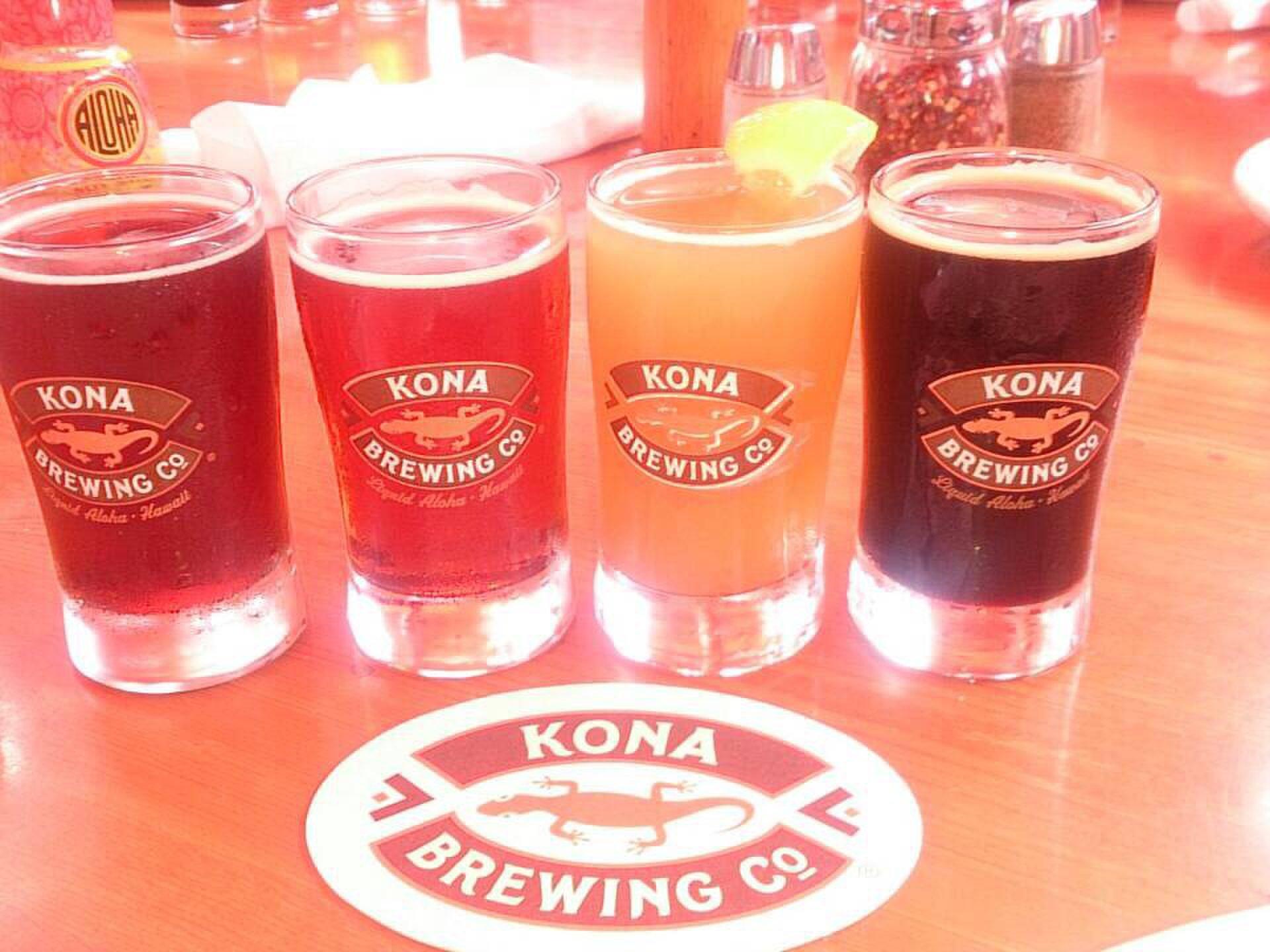 ハワイ島のコナで飲める絶品地ビール! コナビールが飲めるレストランバーに行ってみた