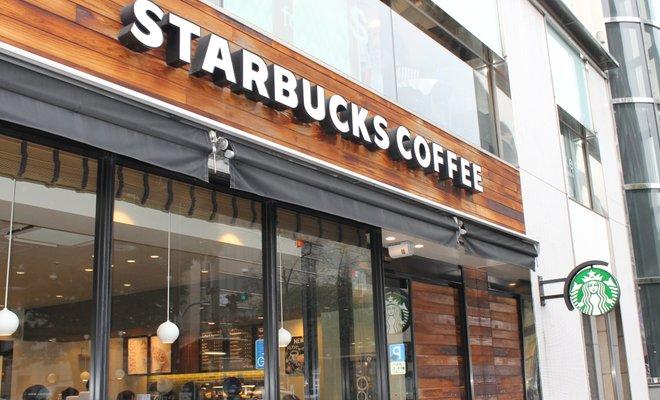スターバックス・コーヒー メディアモール天神店
