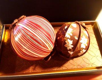 豪華絢爛!美し過ぎる玉手箱チョコレートとは!?和の伝統美術に惚れる。大切な人に贈りたい繊細スイーツ