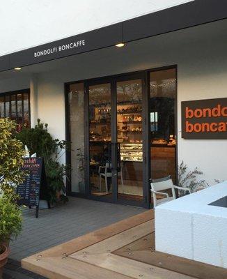 ボンドルフィ ボンカフェ