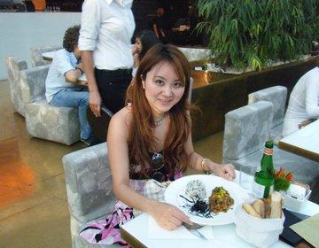 【絶景♡ドォウモが拝めるレストラン】ミラノのオビカ・モッツラレラレストラン♡