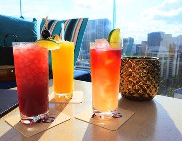 ハワイに来たら立ち寄りたい♡人気おしゃれカフェ6選