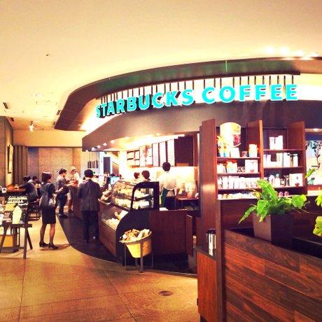 スターバックス・コーヒー 六本木ヒルズ ウエストウォーク ラウンジ店