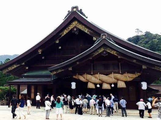 出雲大社(島根県)