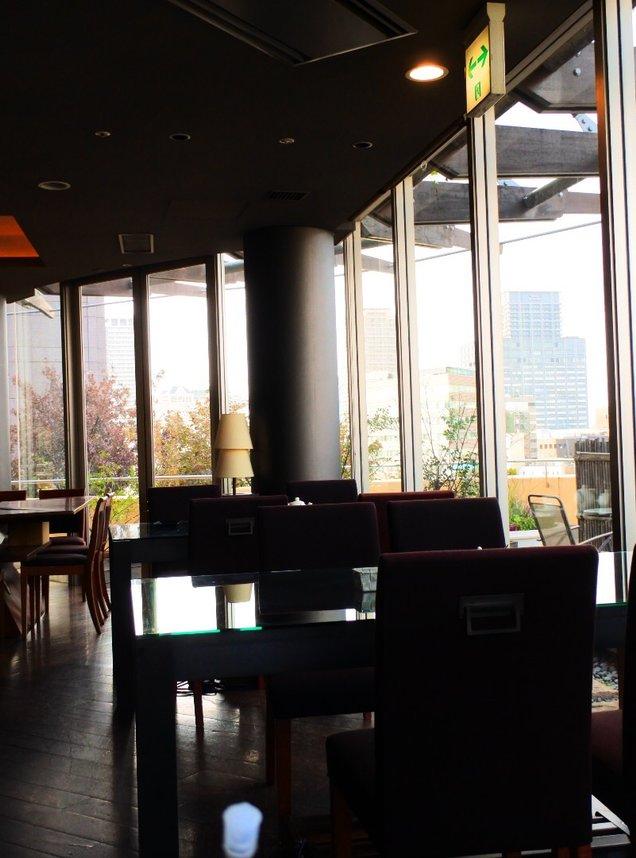 ニノーバル カフェ なんばパークス店