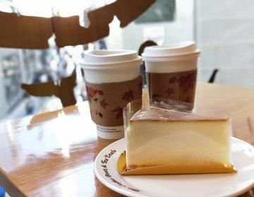 朝からおいしいコーヒーが飲みたい方におすすめのカフェ。明洞にあるオシャレコーヒーショップへ!