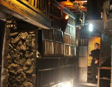 赤坂に忍者屋敷!? 隠れ家居酒屋・ニンジャアカサカに潜入。忍術が炸裂するおもしろ料理のオンパレード!