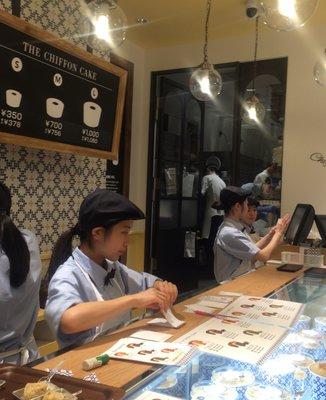 ザ シフォン&スプーン 町田マルイ店