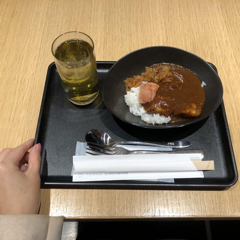 JALサクララウンジ 羽田空港国際線