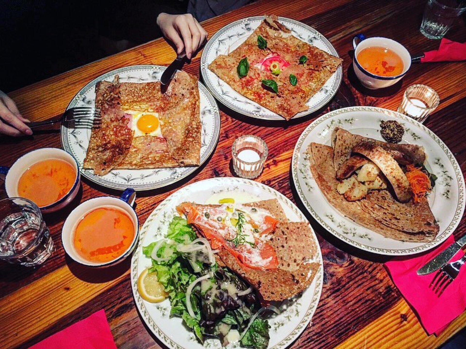 東京の絶品ガレットが食べれるおすすめ店7選!味も見た目も本格的