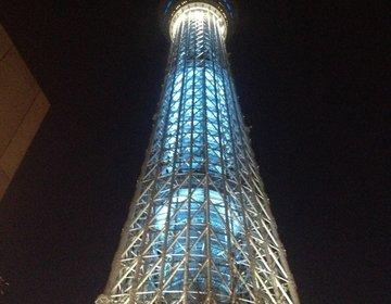 東京スカイツリーおすすめスポットデート!食事・ランチ・感動夜景