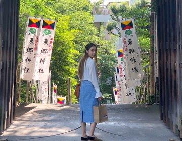 原宿おすすめパワースポット『東郷神社の勝利の神』竹下通りの裏!