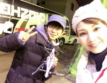 2/4横浜SPLASH【京商ドローンレーサー】のレース開催!ドローンママが参加してきました!